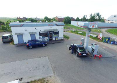 Stacja paliw Kęsowo