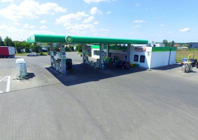 Stacja paliw Osielsko
