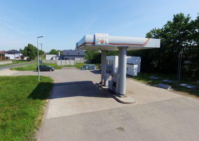 Stacja paliw Sicienko