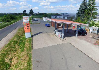 Stacja paliw Wierzchucin