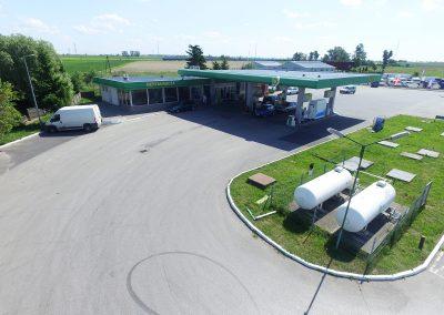 Stacja paliw Złotniki Kujawskie